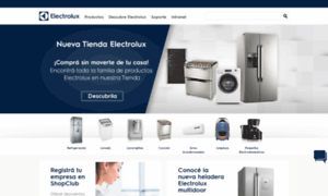 Electrolux.com.ar thumbnail