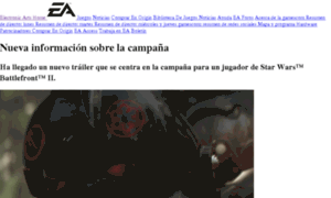 Electronicarts.es thumbnail