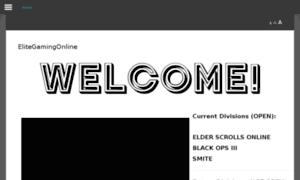 Elitegamingonline.org thumbnail