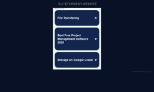 Elitetorrent.website thumbnail
