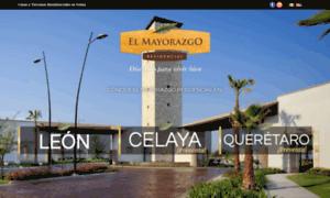 Elmayorazgo.com.mx thumbnail