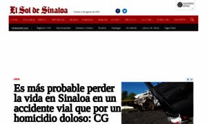 Elsoldesinaloa.com.mx thumbnail