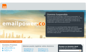 Emailpower.co thumbnail