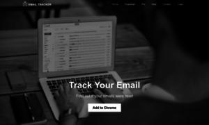 Emailtracker.website thumbnail