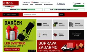 Emos.sk thumbnail