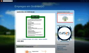 Empregosgoiania.blogspot.com.br thumbnail