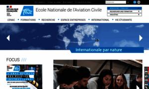 Enac.fr thumbnail