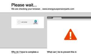 Energysuspensionparts.com thumbnail