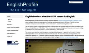 Englishprofile.org thumbnail