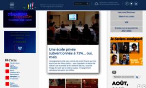 Enseignement-catholique.fr thumbnail
