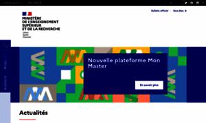 Enseignementsup-recherche.gouv.fr thumbnail