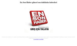 ensonhaber.net - En Son Haber - ensonhaber.com.tr