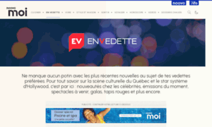 Envedette.ca thumbnail