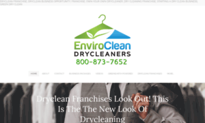 Envirocleandryclean.net thumbnail
