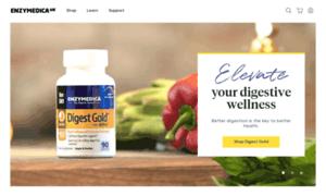 Enzymedica.co.uk thumbnail