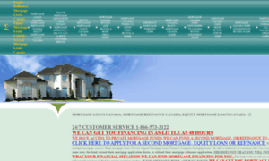 Equityrefinancemortgageloans.ca thumbnail