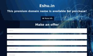 Eshu.in thumbnail