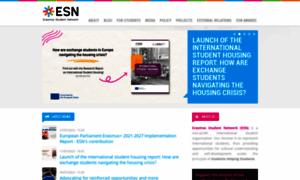 Esn.org thumbnail