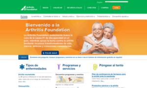 Espanol.arthritis.org thumbnail