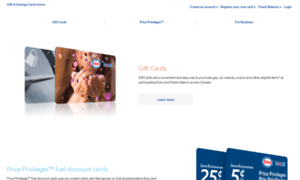 Essogiftcard.ca thumbnail