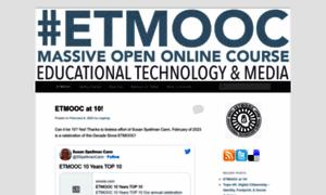 Etmooc.org thumbnail