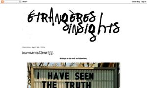Etrangeresinsights.blogspot.com.tr thumbnail