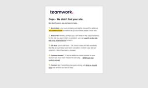 Eu.teamwork.com thumbnail
