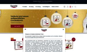 Eucerin.at thumbnail