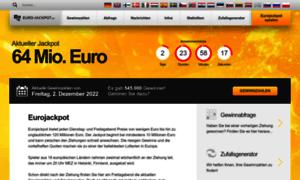Euro-jackpot.net thumbnail