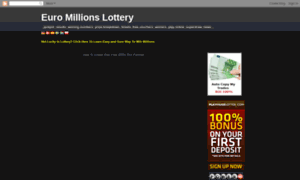 Euro-millions-secret.blogspot.co.il thumbnail