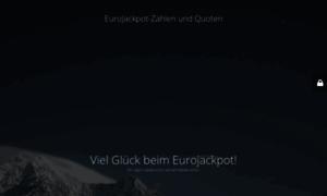 Eurojackpot-gewinn-zahlen.de thumbnail