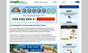 www.eurolottozahlen.com