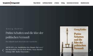 Europaeische-verlagsanstalt.de thumbnail