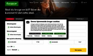 Europcar.dk thumbnail
