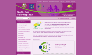 Eurovelo-mapshop.com thumbnail
