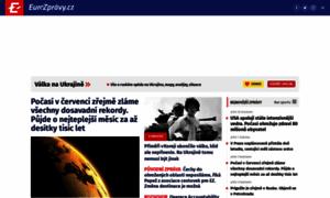 eurozpravy.cz -      Zprávy – Zpravodajství z domova i ze světa  EuroZprávy.cz - důvěryhodné a ověřené