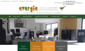 Evergie.fr thumbnail