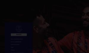 Evertonfc.com thumbnail