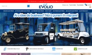 Evolio.ro thumbnail