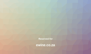 Ewine.co.za thumbnail