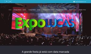 Expolucas.com.br thumbnail