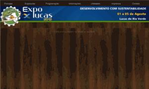 Expolucas2012.com.br thumbnail