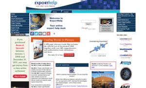 Exporthelp.co.za thumbnail