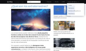 Extraterrestre.info thumbnail