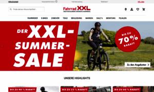 Fahrrad-xxl.de thumbnail