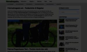 Fahrradmagazin.at thumbnail