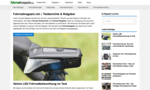 Fahrradmagazin.ch thumbnail