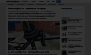 Fahrradmagazin.net thumbnail