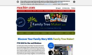 Familytreemaker.com thumbnail