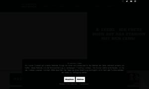 Fc-wacker-innsbruck.at thumbnail